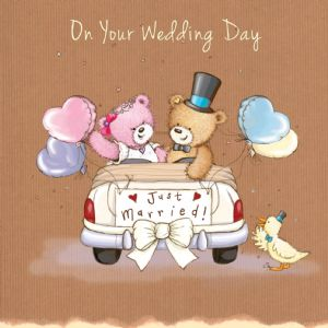 On Your Wedding Day - Just Married